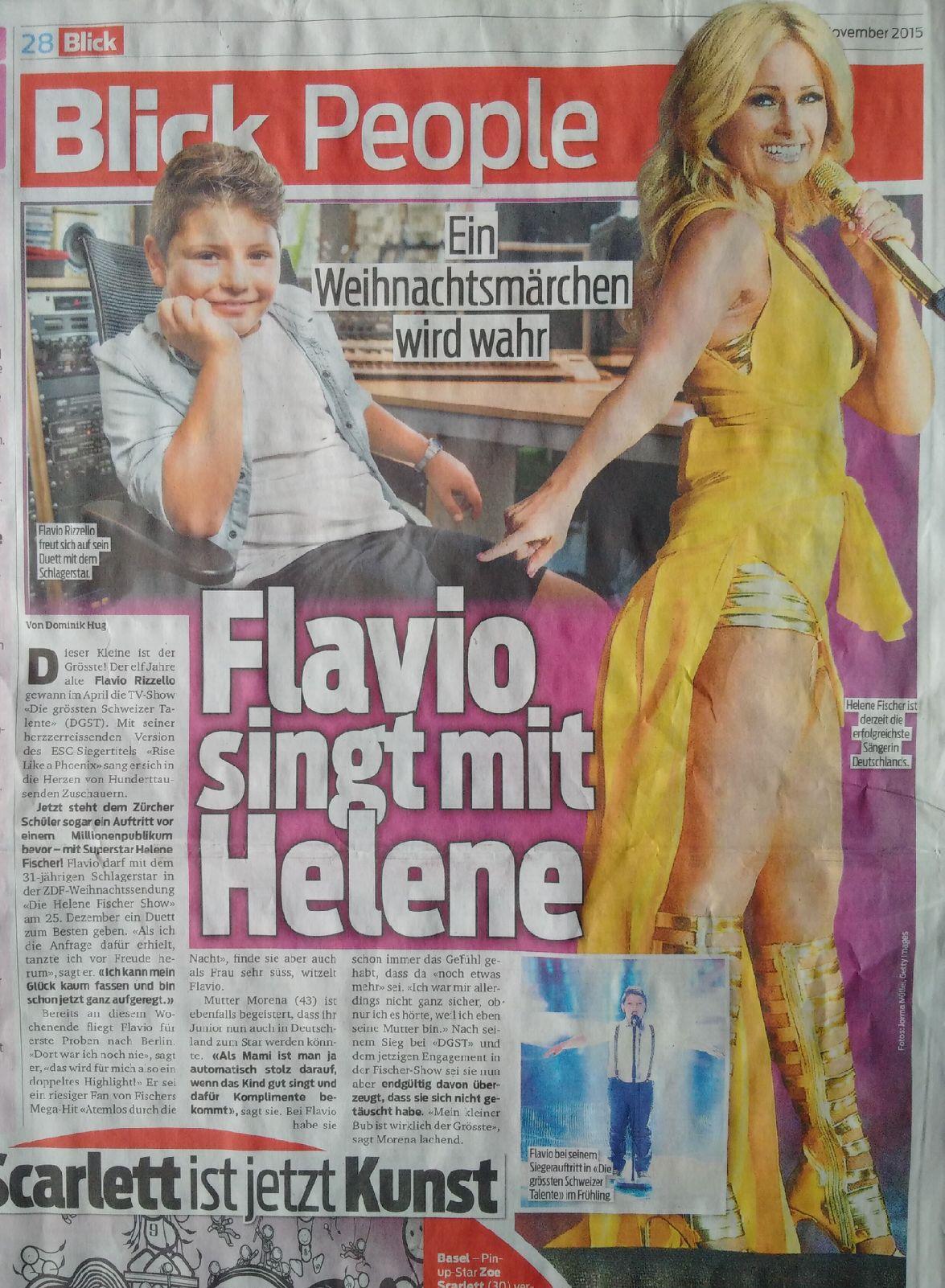 008 1511 Blick Helene Fischer Show